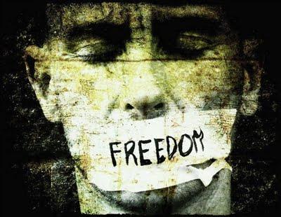آزادی بیان - سرکوب آزادی بیان در پاکستان