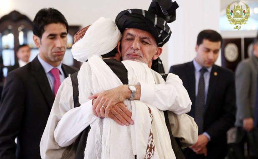 اشرف غنی طالبان - نگاهی به آینده صلح حکومت و احزاب افغانستان با طالبان