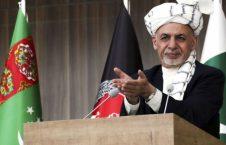 اشرف غنی 226x145 - انگیزه و دیدگاه ها از تشکیل حکومت موقت
