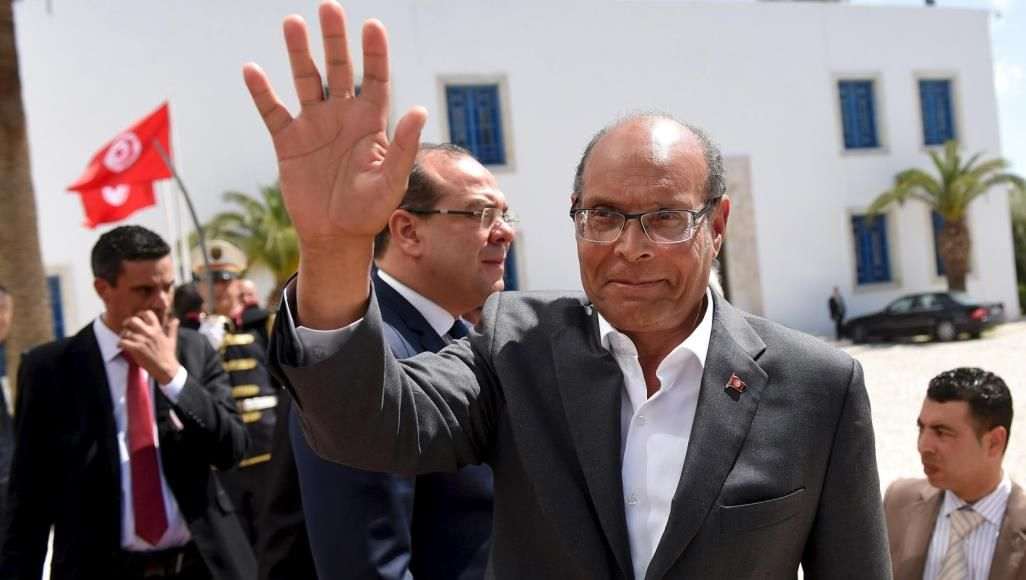 المنصف المرزوقی  - رییس جمهور سابق تونس عربستان را محور شرارت خواند