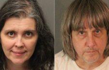 زوج امریکایی ۱۳ فرزند خود را شکنجه کردند