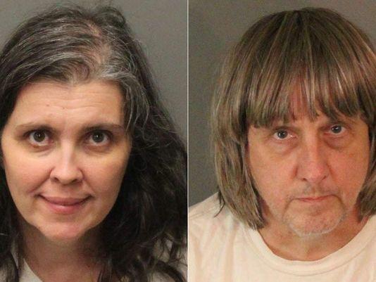 امریکایی2 - زوج امریکایی ۱۳ فرزند خود را شکنجه کردند