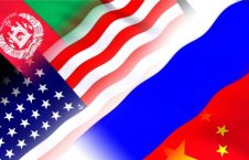 امریکا روسیه چین 226x145 - نشست سهجانبۀ امریکا، روسیه و چین دربارۀ صلح افغانستان پایان یافت