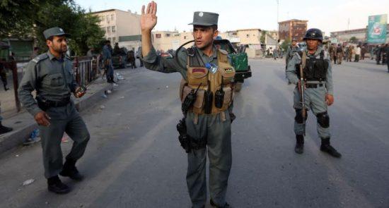 امنیتی 550x295 - بررسی چگونه گی تامین امنیت کابل در نشست امنیتی تحت ریاست رئیس جمهور غنی