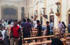 انفجار مرگبار سریلانکا 5 226x145 - تصاویر/ وقوع ۶ انفجار مرگبار در سریلانکا
