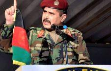 بسم الله وزیری 226x145 - امتیاز گیری طالبان از طریق جنگ، در روند صلح