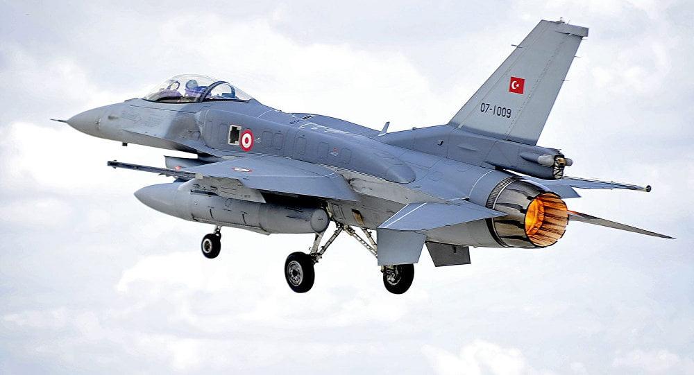 ترکیه طیاره - عملیات نظامی طیارات جنگی ترکیه در شمال عراق