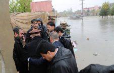 تصاویر بازدید رییس جمهور سیلاب کابل 20 226x145 - تصاویر/ بازدید رییس جمهور از محلات آسیب دیده سیلاب ها در کابل