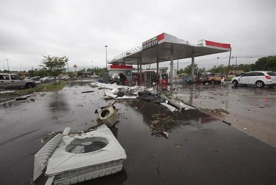 توفان امریکا2 - تصاویر/ وقوع توفان سهمگین در جنوب امریکا