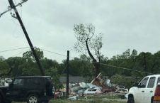 توفان امریکا4 226x145 - تصاویر/ وقوع توفان سهمگین در جنوب امریکا