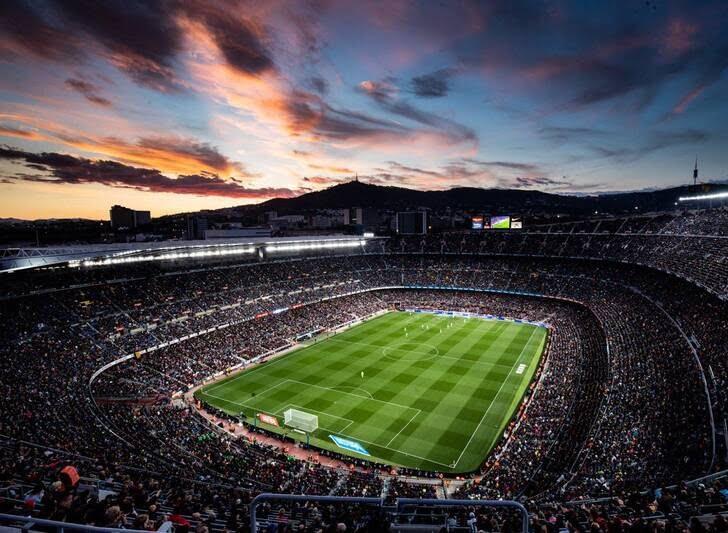 جشن قهرمانی بارسلونا 4 - تصاویر/ جشن قهرمانی بارسلونا
