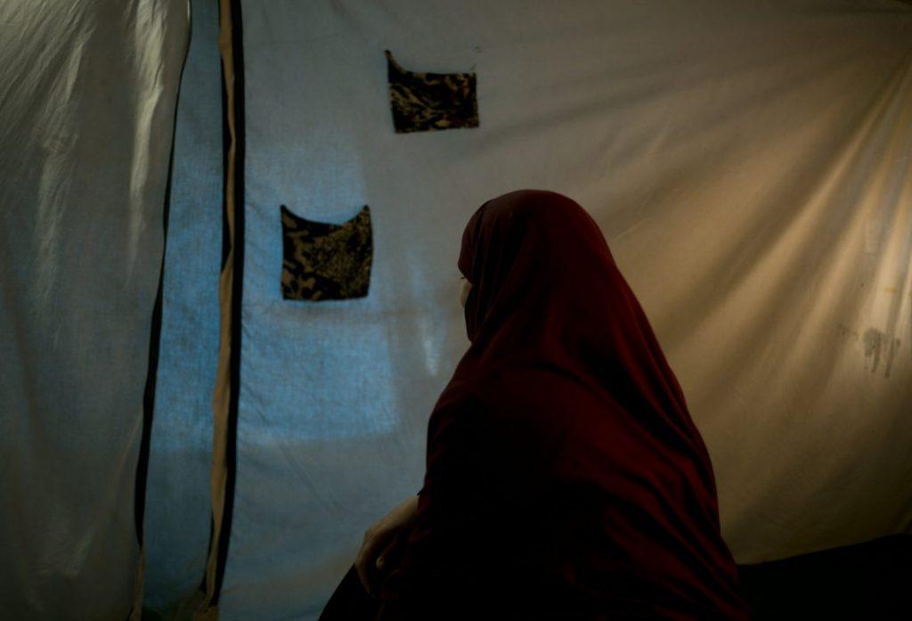 داعش 3 1024x697 - تصاویر/ نگهداری زنان و اطفال داعش در شمال سوریه