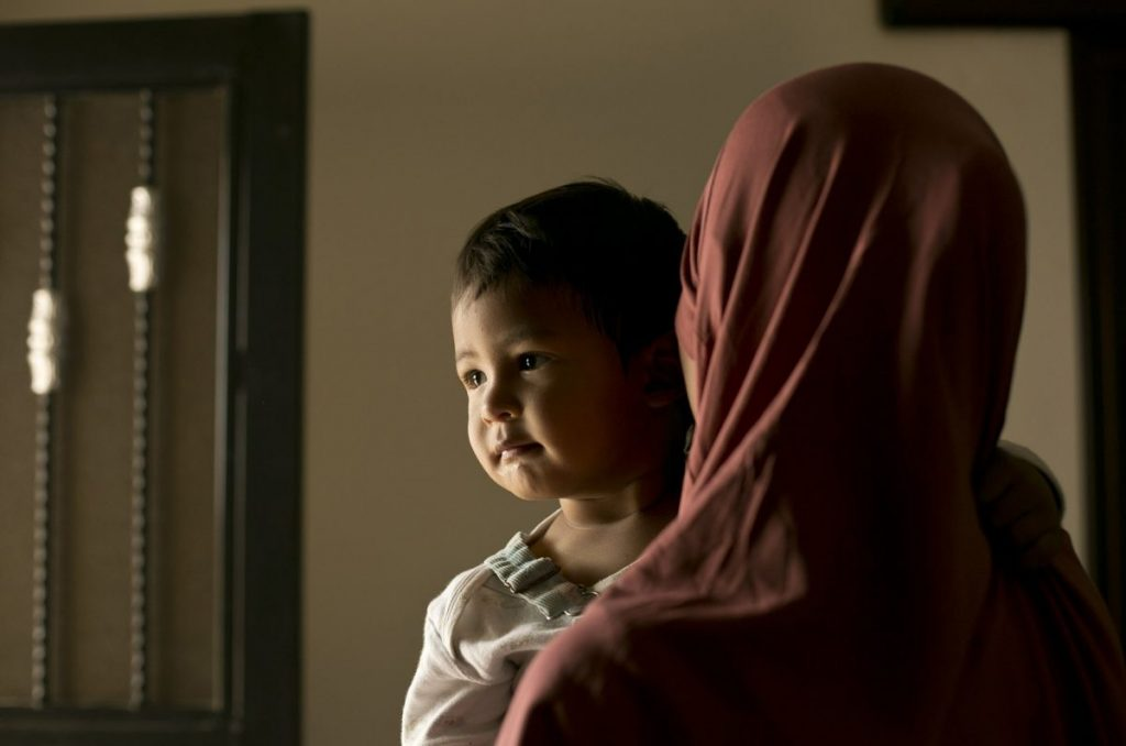 داعش 4 1024x678 - تصاویر/ نگهداری زنان و اطفال داعش در شمال سوریه