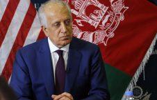 زلمی خلیلزاد 226x145 - توقف مذاکرات امریکا و طالبان