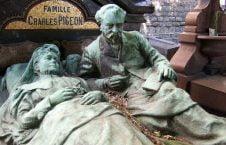 تصاویر/ سنگ قبرهای عجیب در جهان