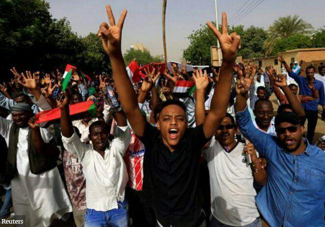 سودان - پایان دیکتاتوری عمر البشیر در سودان