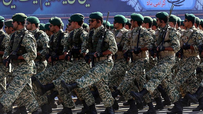 سپاه ایران - درج نام سپاه پاسداران ایران در لست دهشت افگنی