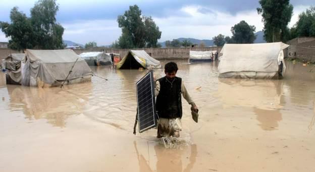 سیلاب 2 - آواره شدن 42 هزار هموطن در نتیجه سیلاب های اخیر