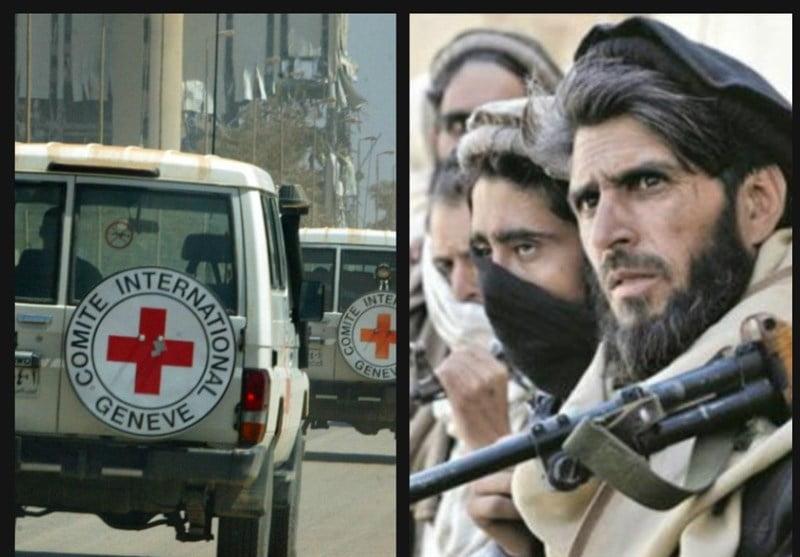 صلیب سرخ - لغو ممنوعیت فعالیت صلیب سرخ در افغانستان از سوی طالبان