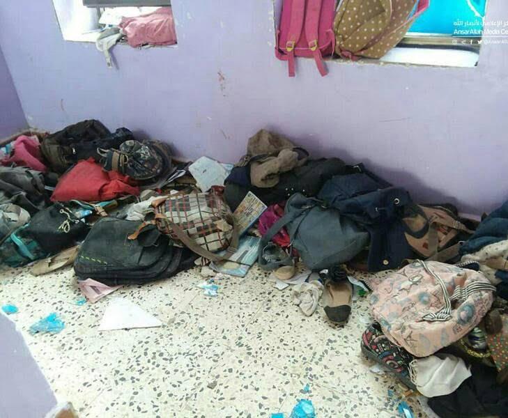 صنعا8 - قتل عام اطفال در صنعا + تصاویر (18+)