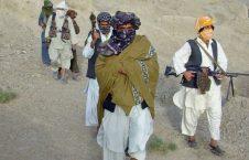 طالبان 226x145 - قرارگاه طالبان در پروان به آتش کشیده شد