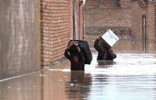 طغیان رود کابل 5 226x145 - تصاویر/ طغیان رودخانه ها در کابل