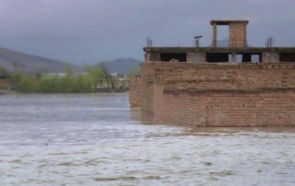 طغیان رود کابل 7 - تصاویر/ طغیان رودخانه ها در کابل