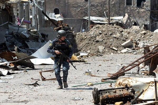 عراق - انفجار بم در شهر بیجی عراق