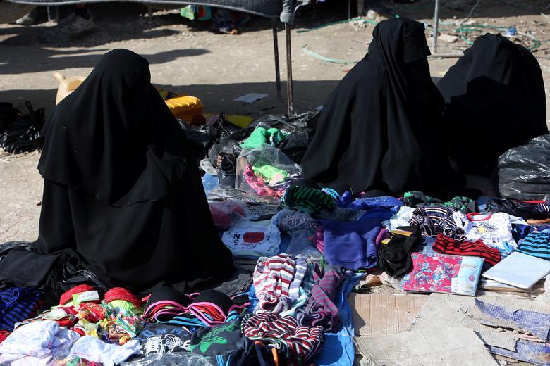 عروس داعشی 1 - تصاویر/ سرنوشت شوم عروس های داعشی