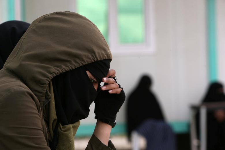 عروس داعشی 3 - تصاویر/ سرنوشت شوم عروس های داعشی