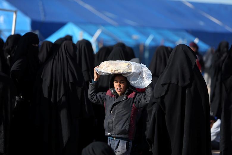 عروس داعشی 6 - تصاویر/ سرنوشت شوم عروس های داعشی