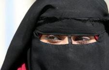 عروس داعشی 8 226x145 - حمله خونین زن داعشی به یک عسکر جوان + تصاویر (18+)