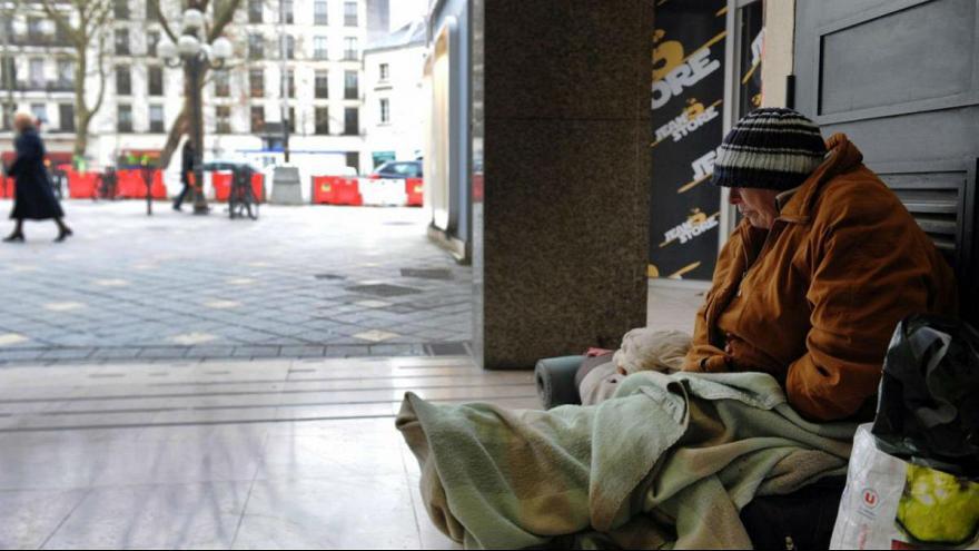 فرانسه - مرگ و میر باشنده گان فرانسه در سرک ها
