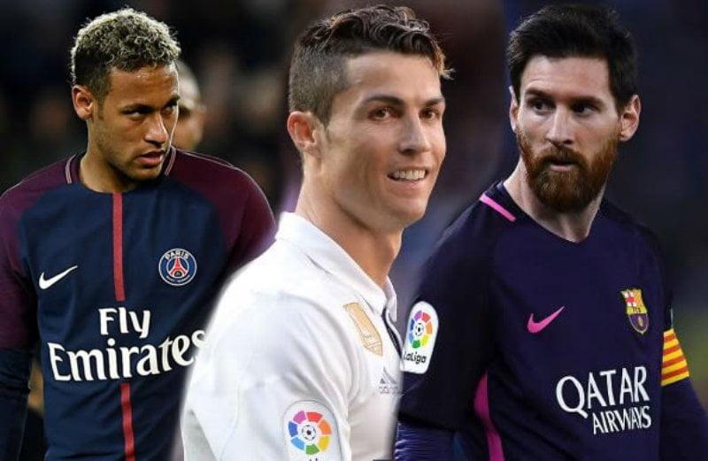 فوتبال 1 - پردرآمدترین بازیکنان فوتبال جهان + جدول