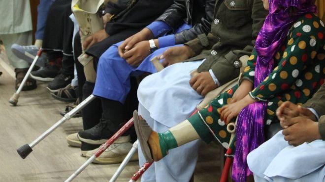 ماین 3 - تصاویر/ اطفال بیشترین قربانیان ماین در افغانستان