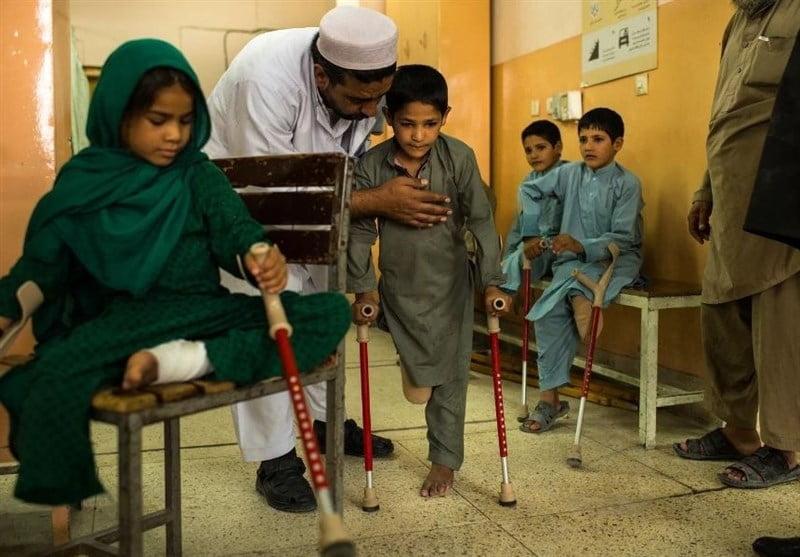 ماین 5 - تصاویر/ اطفال بیشترین قربانیان ماین در افغانستان