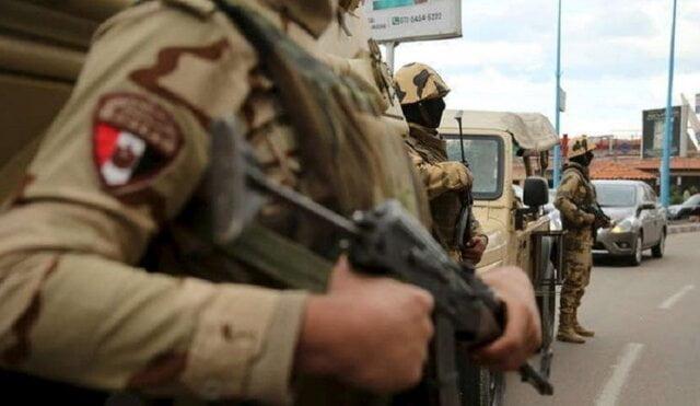 مصر - حکومت مصر سرحدات این کشور با لیبیا را بست