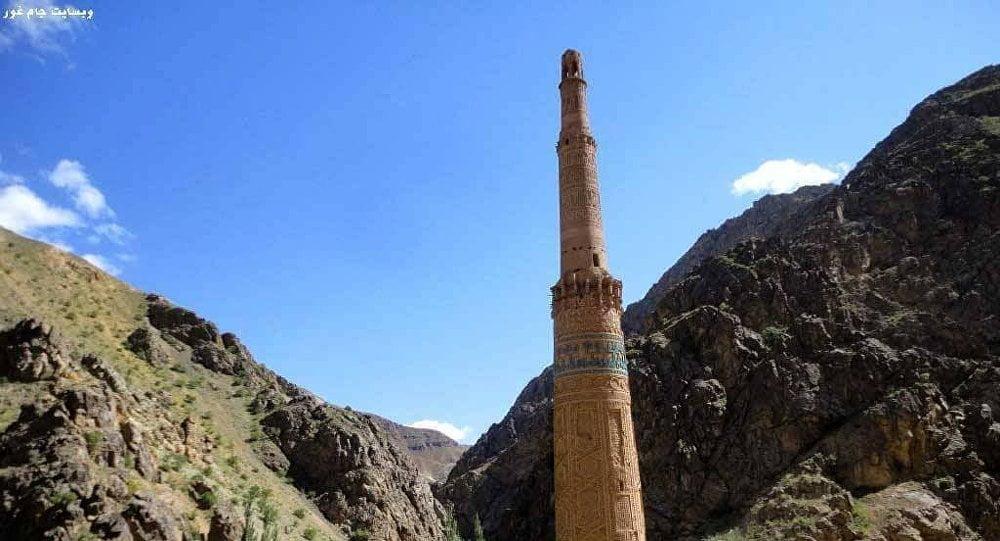 منار جام - تخریب اثر باستانی 800 ساله در غور