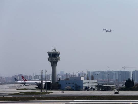 میدان هوایی جدید استانبول3 - تصاویر/ افتتاح میدان هوایی جدید استانبول