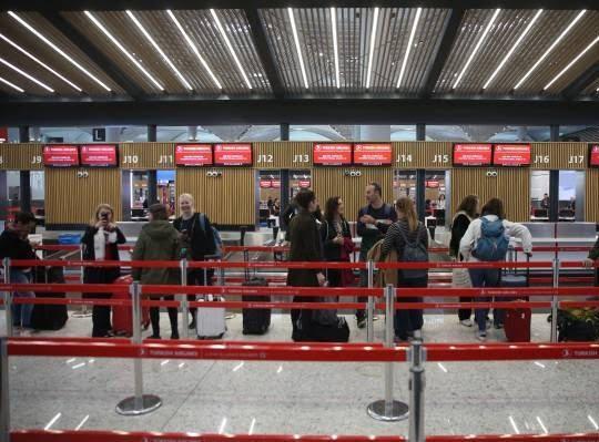 میدان هوایی جدید استانبول4 - تصاویر/ افتتاح میدان هوایی جدید استانبول