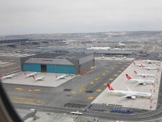میدان هوایی جدید استانبول6 - تصاویر/ افتتاح میدان هوایی جدید استانبول