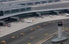 میدان هوایی جدید استانبول8 226x145 - تصاویر/ افتتاح میدان هوایی جدید استانبول