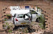 ویدیو آزمون عجیب کوبیدن موتر دیوار 226x145 - ویدیو/ آزمون عجیب کوبیدن موتر به دیوار