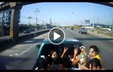 ویدیو تصادف وحشتناک تایلند 226x145 - ویدیو/ تصادف وحشتناک در تایلند