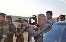 ویدیو حمله کاروان جنرال دوستم 226x145 - ویدیوی دیده نشده از حمله بر کاروان جنرال دوستم