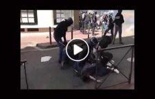 ویدیو لت کوب خبرنگار پولیس فرانسه 226x145 - ویدیو/ لت و کوب خبرنگاران توسط پولیس فرانسه
