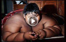 ویدیو چاق پسر جهان آرزو 226x145 - ویدیو/ چاق ترین پسر جهان به آرزوی خود رسید
