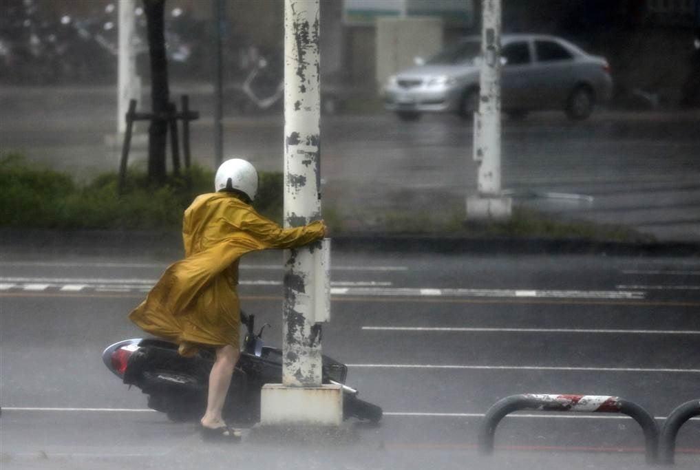 چین طوفان - وقوع یک توفان مرگبار در چین