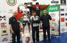درخشش تیم ملی کیک بوکسینگ افغانستان درمسابقات قهرمانی آسیا