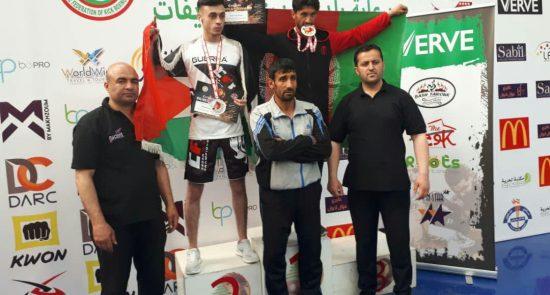 کیک بوکسینگ  550x295 - درخشش تیم ملی کیک بوکسینگ افغانستان درمسابقات قهرمانی آسیا